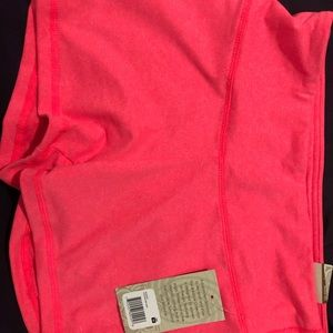 Pants - Hot pink work out shorts